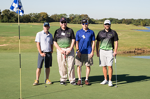 Through the 15th Annual Texas Regional Charity Golf Tournament, the Calpine Foundation raised funds for charities serving children, women and families.