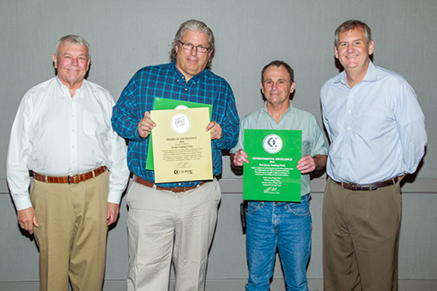 Calpine's South Peaking Units in the Mid-Atlantic region were among plants that received 2016 gold safety awards for more than 10 years with no recordable incidents.