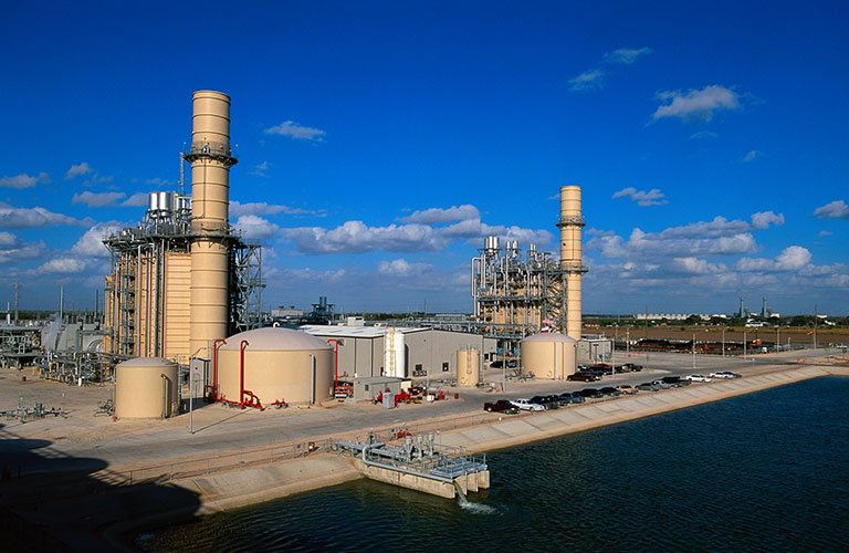 Calpine's Magic Valley (pictured), Hidalgo, Westbrook and Morgan power plants are OSHA VPP Star worksites.