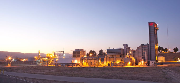 Calpine King City Cogeneration Plant